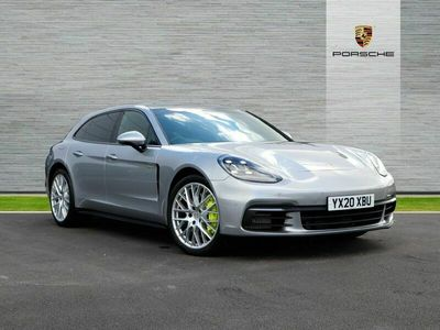 used Porsche Panamera 4 E-Hybrid Sport Turismo