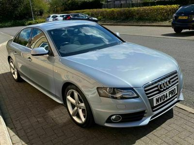 used Audi A4 2.0 TFSI S line 4dr