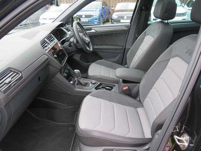 used VW Tiguan Diesel 2.0 TDI 190 4Motion R Line 5dr DSG Estate 2019