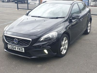 used Volvo V40 CC Cross Country 1.6 D2 Lux Powershift (s/s) 5dr