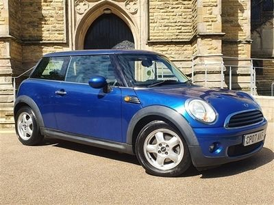 used Mini ONE Hatch 1.43dr