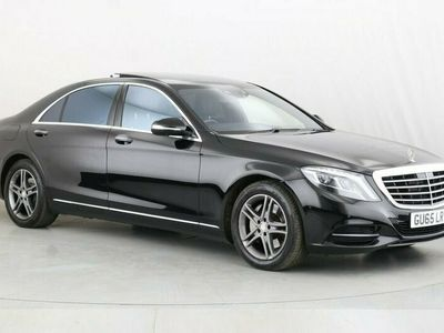 used Mercedes S400 S-Class 3.5H L SE EXECUTIVE 4d AUTO 302 BHP