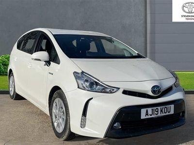used Toyota Prius+ 1.8 VVT-h Icon MPV 5dr Petrol Hybrid CVT (s/s) (136 ps)