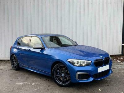 used BMW M140 1 Series 3.0Shadow Edition Sports Hatch Auto (s/s) 5dr hatchback special edition