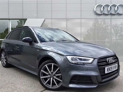 used Audi A3 35 Tdi Black Edition 5Dr S Tronic