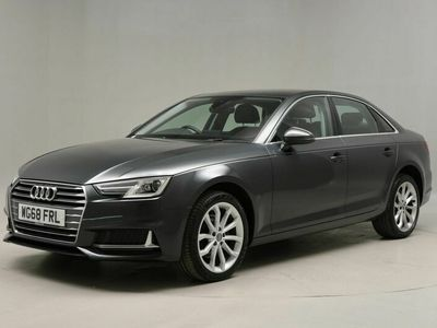 used Audi A4 35 TDI Sport 4dr S Tronic - HEATED LEATHER - DAB/CD/AUX/USB 2.0