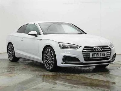 used Audi A5 Coupé Coup- S line 2.0 TDI quattro 190 PS S tronic