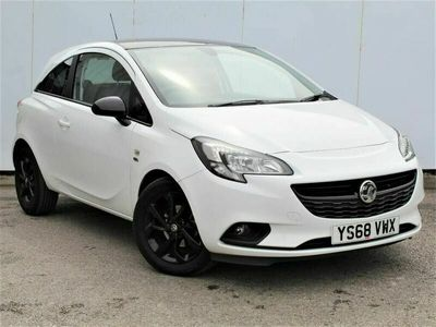 used Vauxhall Corsa 1.4 Griffin 3dr Hatchback