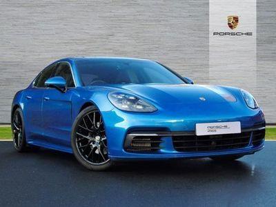 used Porsche Panamera 4.0 V8 4S 5dr PDK diesel hatchback