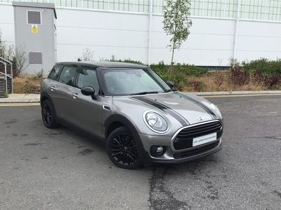 used Mini Cooper Clubman ESTATE 1.5 Black Pack 6dr 2018/18