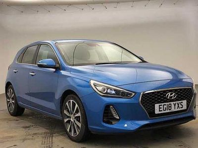 used Hyundai i30 1.6 Crdi Premium 5Dr Dct