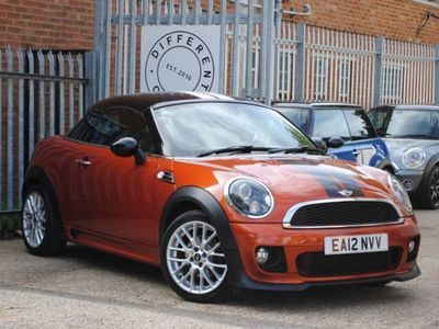 used Mini Cooper Coupé 2-Door
