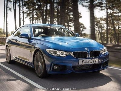 used BMW 420 Gran Coupé 4 SERIES 2.0 I M SPORT 5DR AUTO coupe