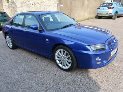used MG ZT 2.5 190 + 4dr