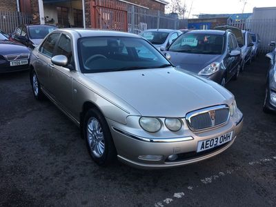 used Rover 75 1.8 Club SE 4dr
