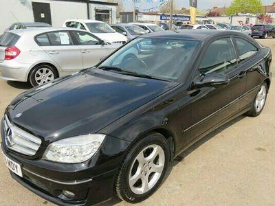 used Mercedes 220 CLC CoupeCDI SE 3d Auto