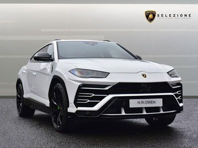 used Lamborghini Urus 4.0T FSI V8
