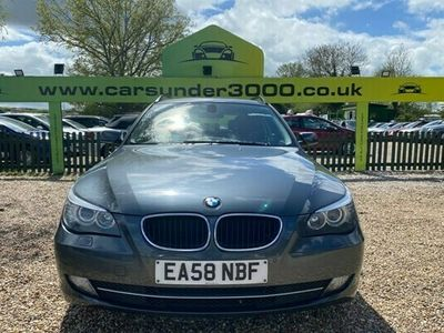 used BMW 520 5 Series 2.0 D SE TOURING 5d 175 BHP