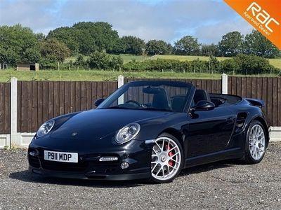 used Porsche 911 3.8 TURBO CONVERTIBLE PDK