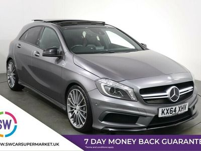 used Mercedes A45 AMG A Class2.0 5dr