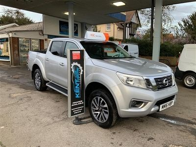 used Nissan Navara Double Cab Pick Up N-Connecta 2.3dCi 190 4WD