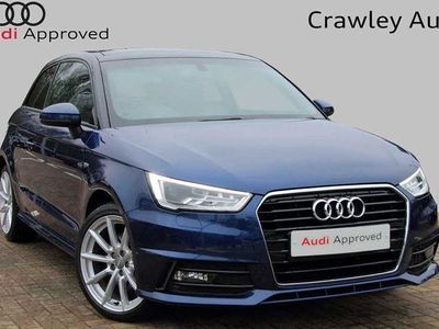 used Audi A1 1.4 Tfsi 150 S Line 3Dr S Tronic