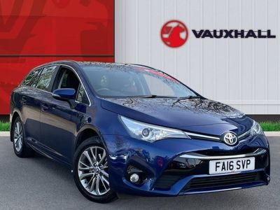 used Toyota Avensis 2.0 D 4d Business Edition Touring Sports 5dr Diesel (s/s) (143 Ps)