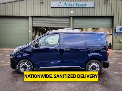 used Peugeot Expert Automatic SWB L1H1 Low Roof Compact Professional 95hp Twin Side