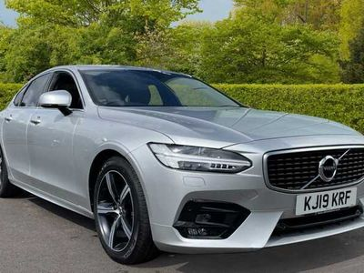 used Volvo S90 D4 R-Design Automatic (Navigation, DAB, Rear Parking Assist, Smart Phone, Heated Seats)