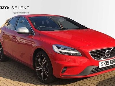 used Volvo V40 D3 [4 Cyl 152] R DESIGN Edition 5dr