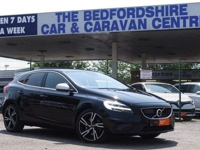 used Volvo V40 T2 R-DESIGN PRO. Petrol Automatic 5-Door