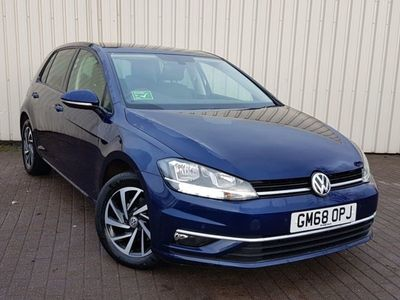 used VW Golf 1.6 Tdi Match 5Dr Dsg