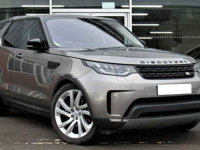 used Land Rover Discovery 3.0 Td6 First Edition 5Dr Auto