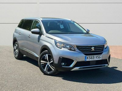 used Peugeot 5008 BLUEHDI S/S ALLURE 1.5 BlueHDi Allure SUV 5dr Diesel (s/s) (130 ps)