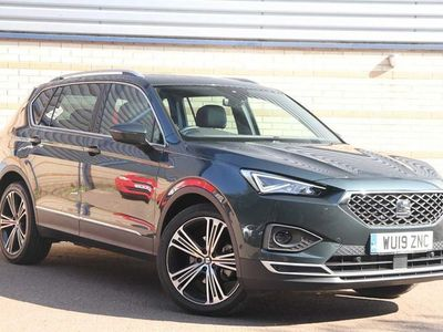 used Seat Tarraco 2.0 Tdi Xcellence First Edition 5Dr
