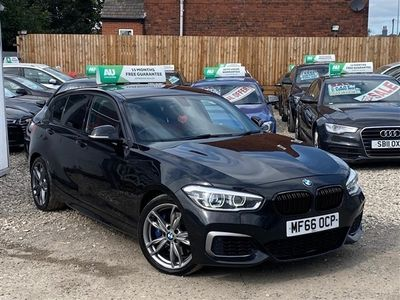used BMW M140 1 Series 3.0Auto (s/s) 5dr