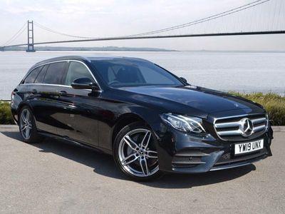 used Mercedes E220 E ClassAmg Line 5Dr 9G-Tronic