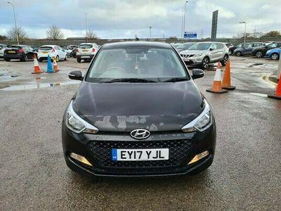 used Hyundai i20 1.2 SE 5dr