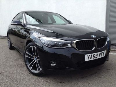used BMW 320 3 Series d [190] M Sport 5dr Step Auto [Business Media]