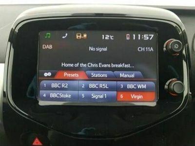 used Toyota Aygo 1.0 VVT-i x-press 5dr