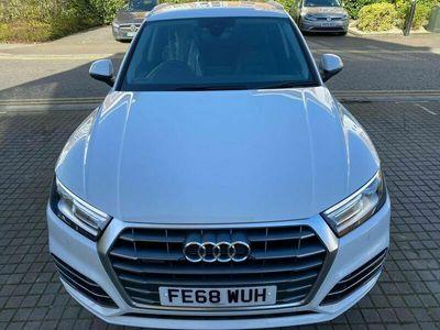 used Audi Q5 2.0 TDI SE S Tronic quattro (s/s) 5dr