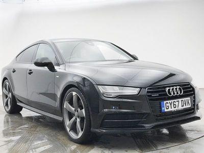 used Audi A7 3.0 TDI Quattro 272 Black Edition 5dr S Tronic Auto