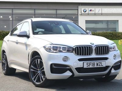 used BMW X6 X6 SeriesM50d 3.0 5dr