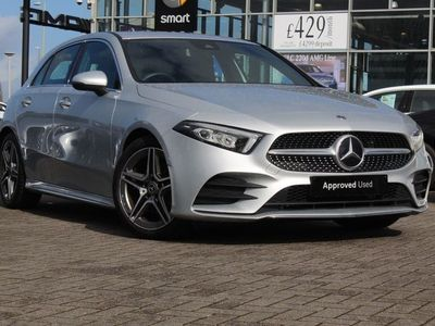 used Mercedes A200 A ClassAMG Line 5dr Auto Hatchback 2019