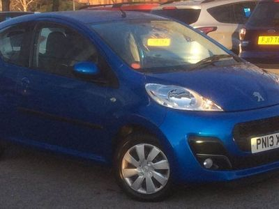 used Peugeot 107 1.0 Active 3Dr