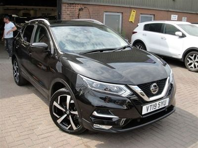 used Nissan Qashqai 1.3 DIG-T TEKNA 5d 140 BHP EXCELLENT CONDITION MUST BE SEEN