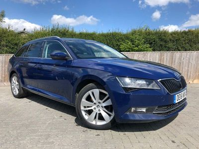 used Skoda Superb 2.0 TDI SE L Executive DSG Auto 6Spd (s/s) 5dr