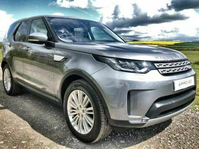 used Land Rover Discovery 2.0 Si4 HSE Luxury 5dr Auto