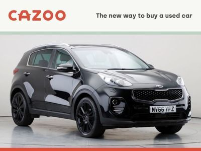 used Kia Sportage 2L First Edition CRDi