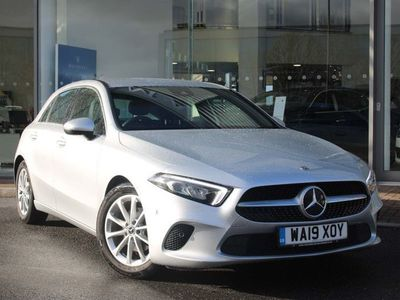 used Mercedes A180 A Class 1.5Sport (Executive) 7G-DCT (s/s) 5dr Auto